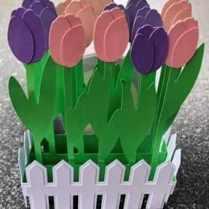 Cardbox tulpen