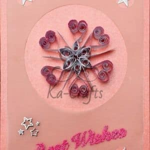 roze ster best wishes